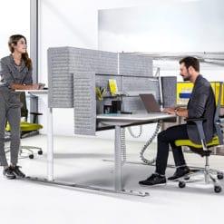 Bureau assis debout Gamme M3 Eco de Bosse