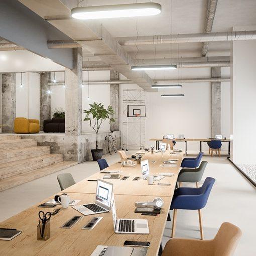 Table de réunion Cohésion de buronomic