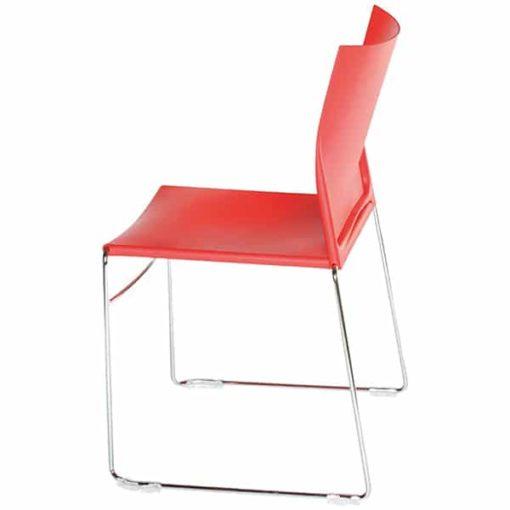 Chaise visiteur réunion Jill