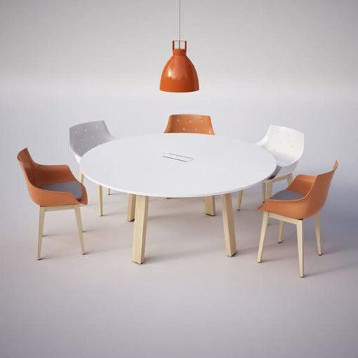 Table de réunion Take Off de Bralco