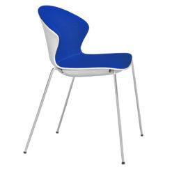 Chaise Arome bleu