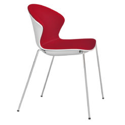 Chaise Arome rouge