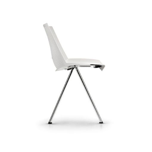 chaise Flirt blanc