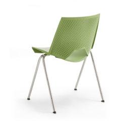 chaise Flirt vert